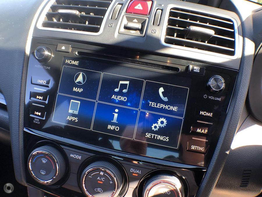 2018 Subaru WRX STI Premium V1 - von Bibra Subaru