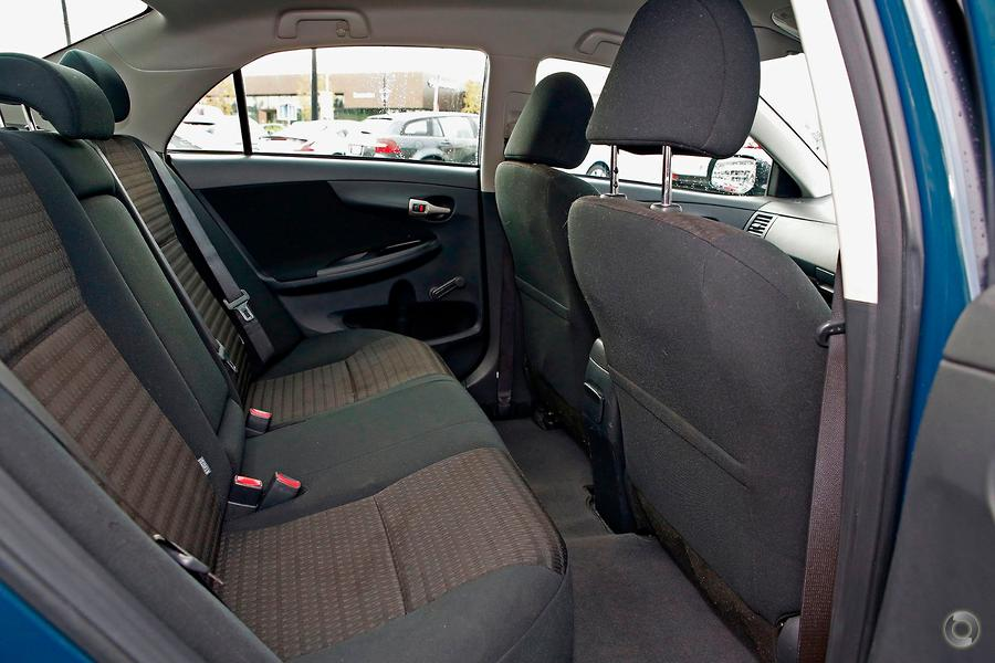 2008 Toyota Corolla Ascent ZRE152R