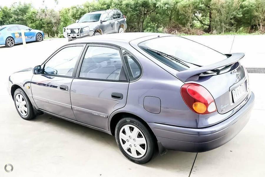 1999 Toyota Corolla Conquest AE112R