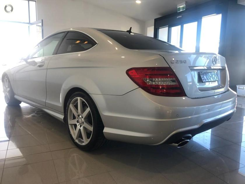 2014 Mercedes-Benz C 250 Coupé