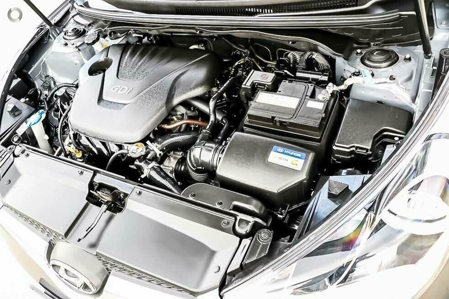 2015 Hyundai Veloster + FS4 Series II