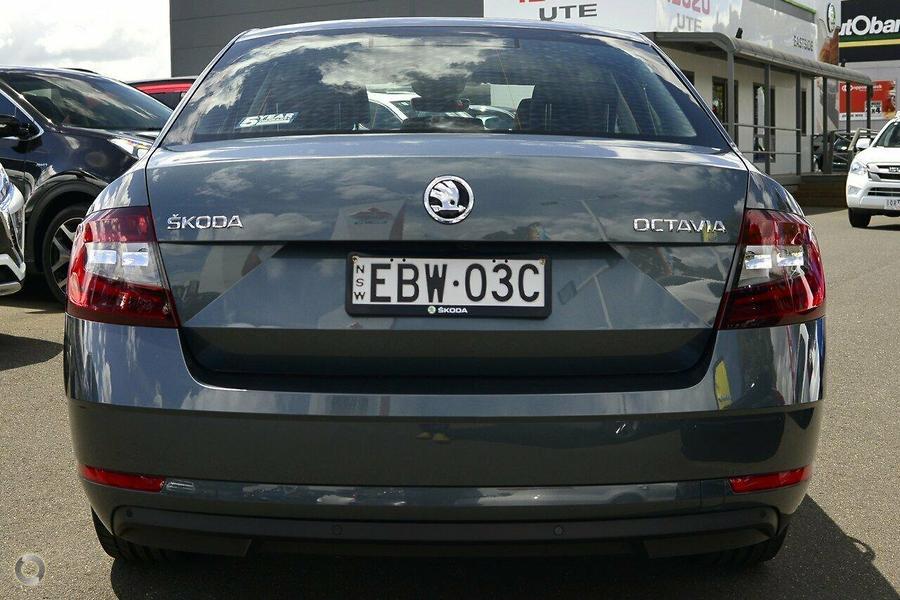 2019 ŠKODA Octavia 110TSI NE