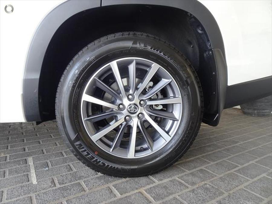 2018 Toyota Kluger GXL GSU50R
