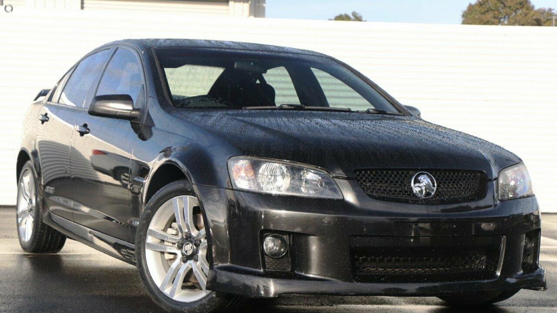 2008 Holden Commodore VE