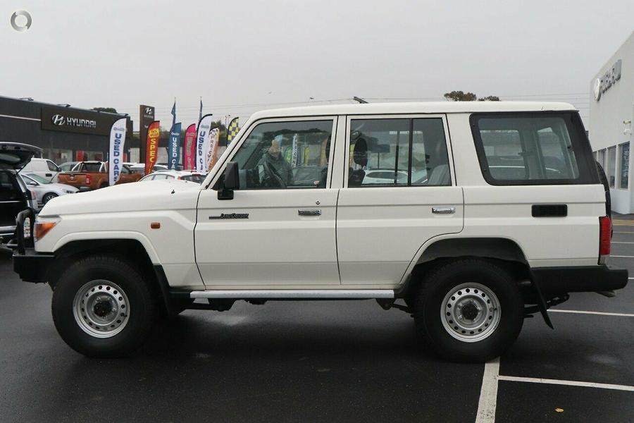 2018 Toyota Landcruiser Workmate VDJ76R