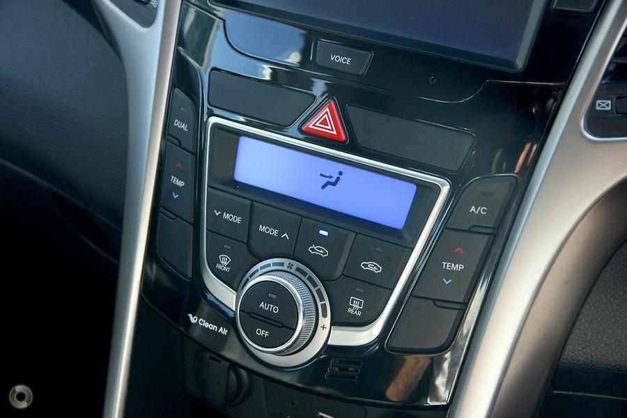2017 Hyundai i30 SR GD5 Series II