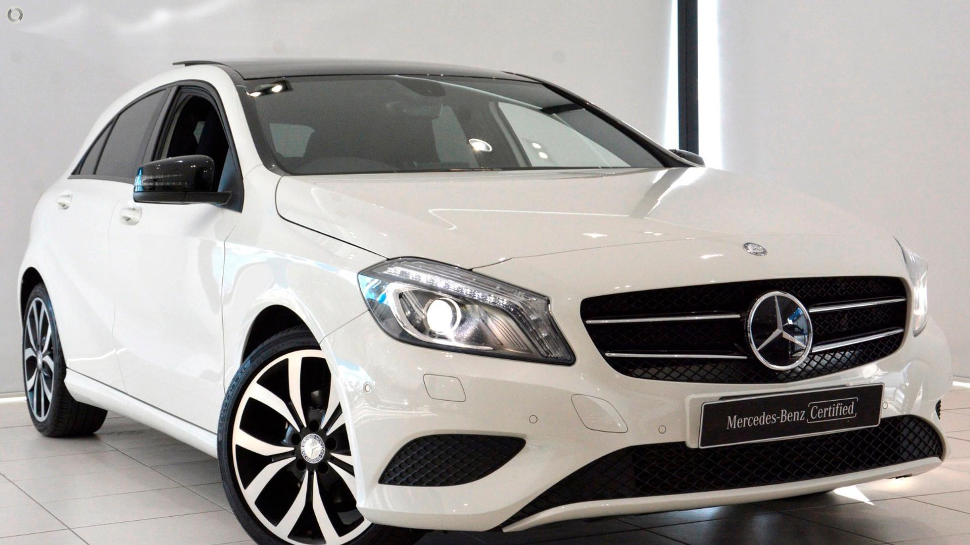 2015 Mercedes-Benz A 200 Hatch