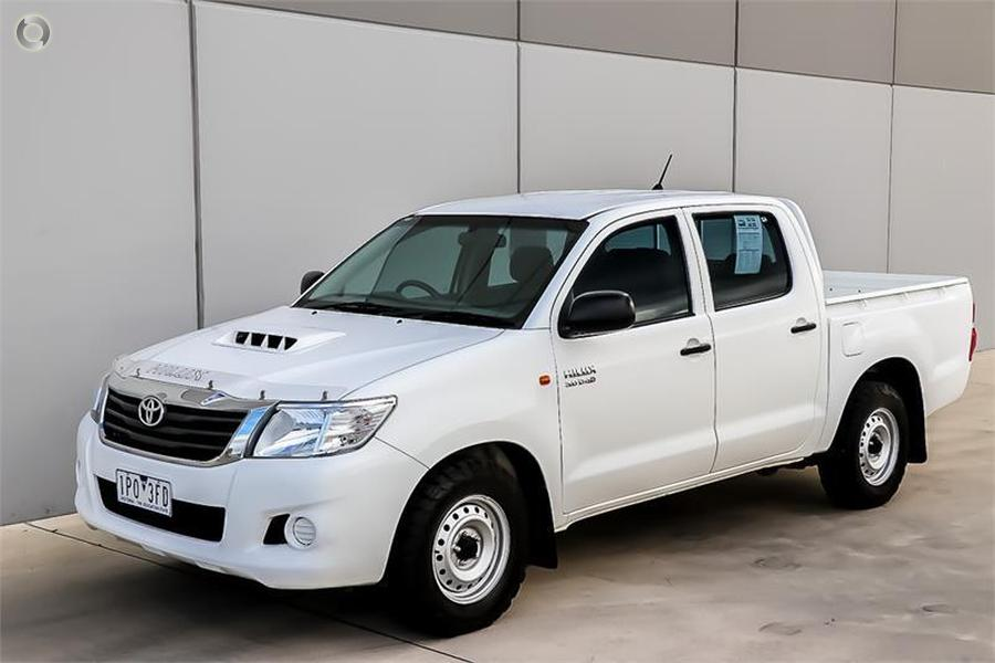 2013 Toyota Hilux SR KUN16R