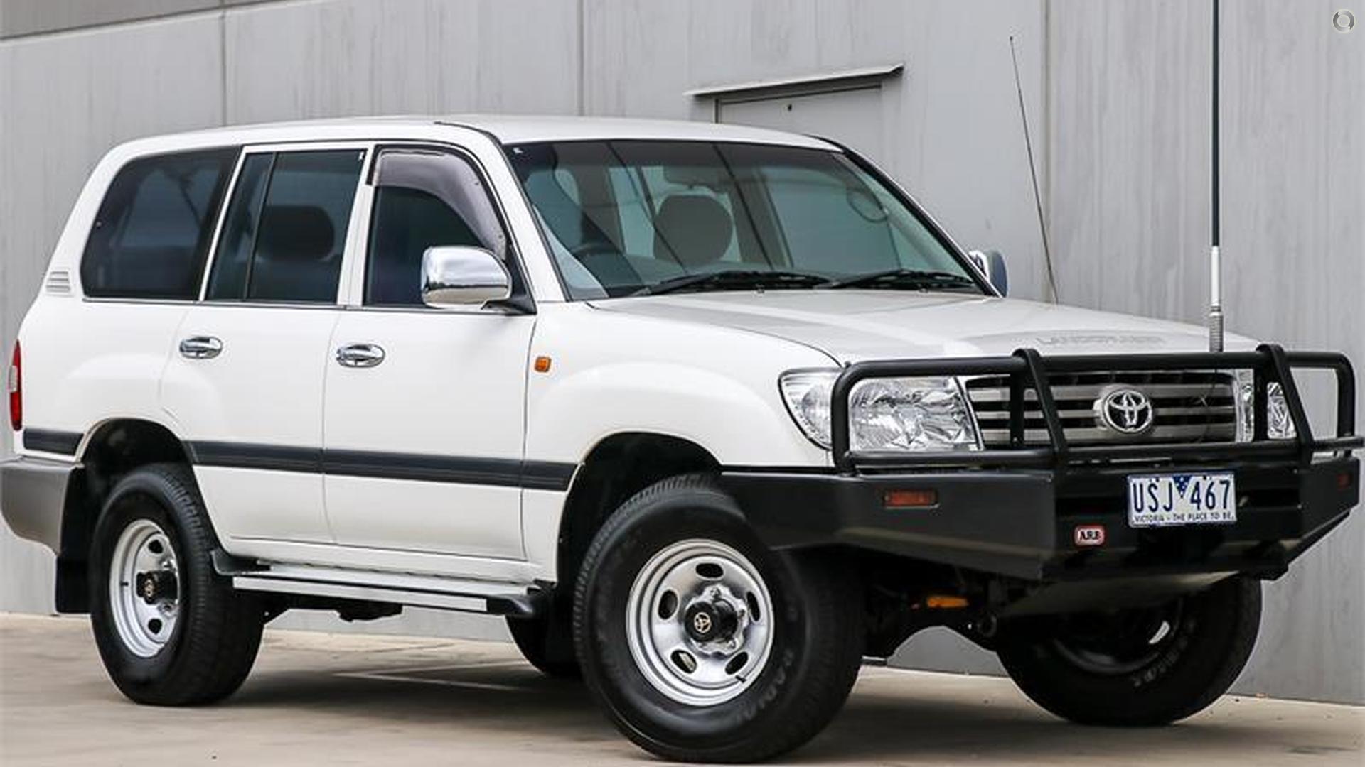 2006 Toyota Landcruiser HZJ105R