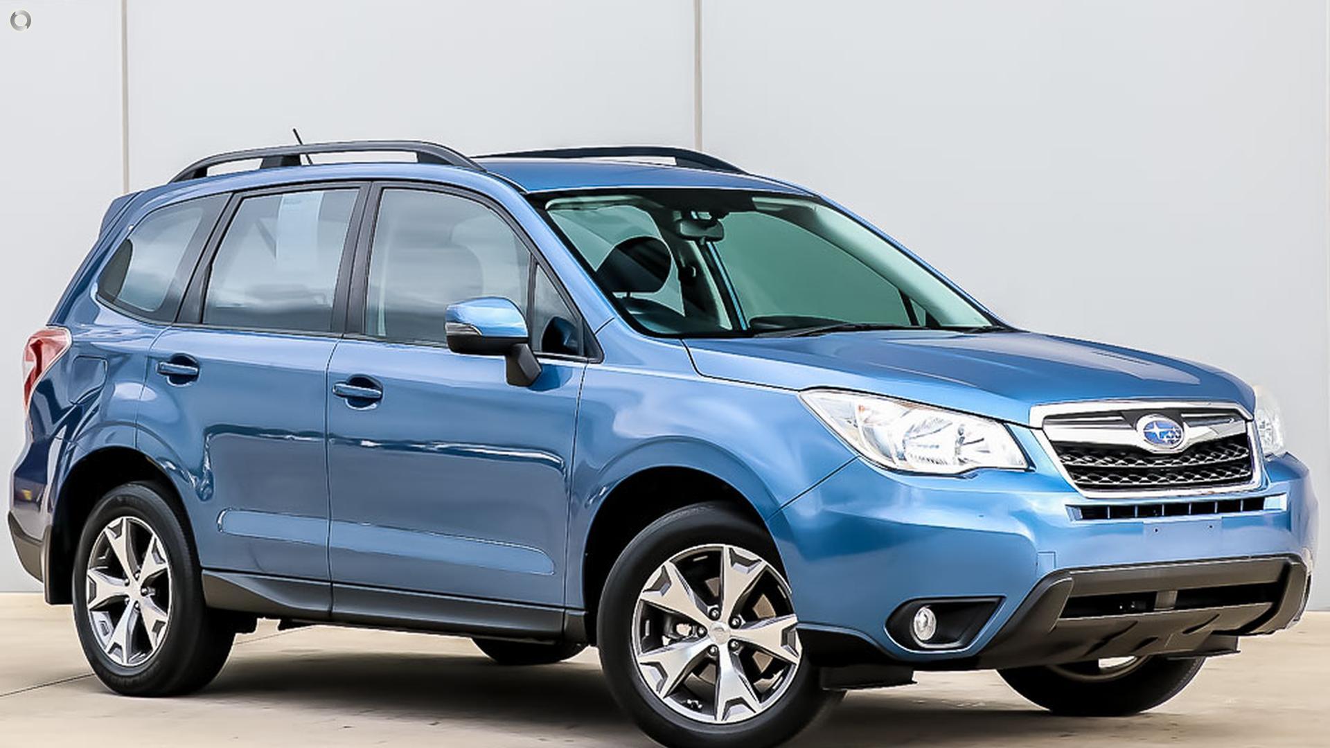 2014 Subaru Forester S4