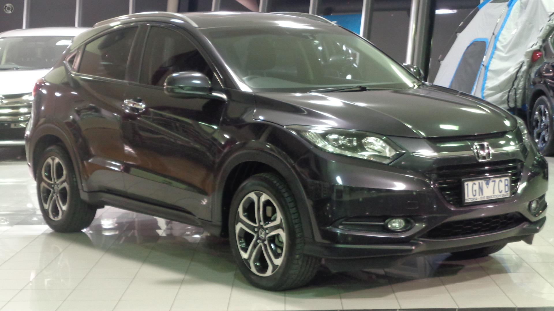 2015 Honda HR-V (No Series)