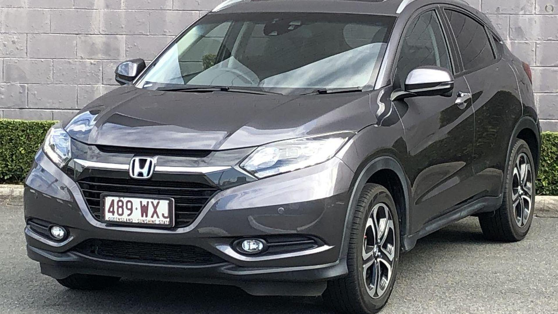 2016 Honda HR-V VTi-S (No Series)