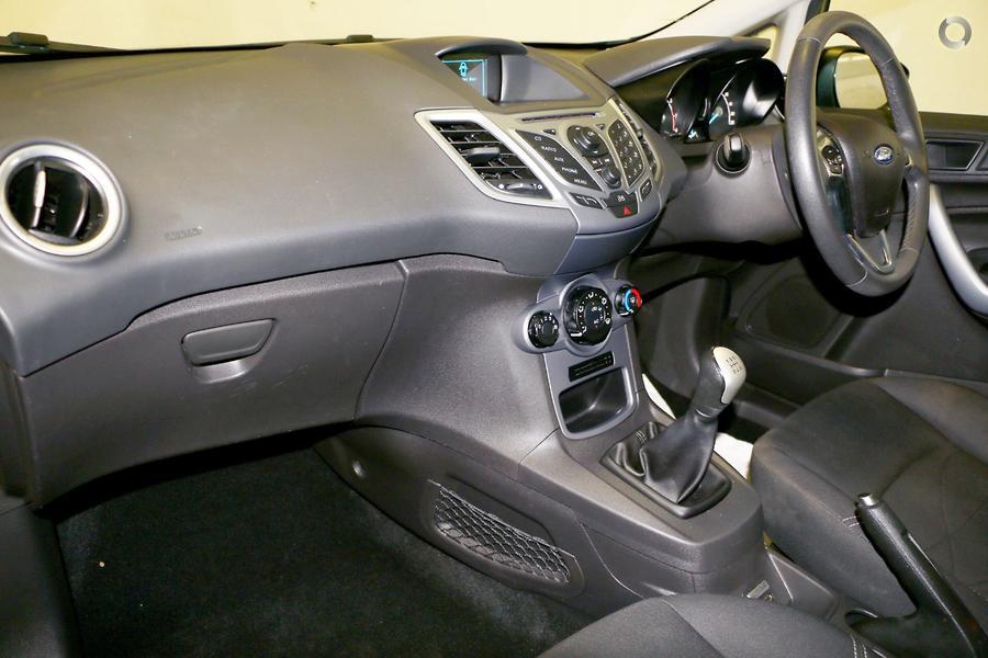 2014 Ford Fiesta Trend WZ
