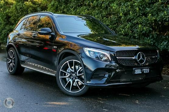 2019 Mercedes-Benz <br>GLC 43