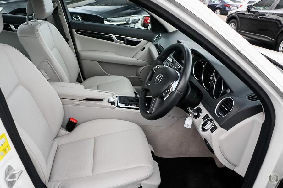 2013 Mercedes-Benz C200 W204 - Max Kirwan Mazda