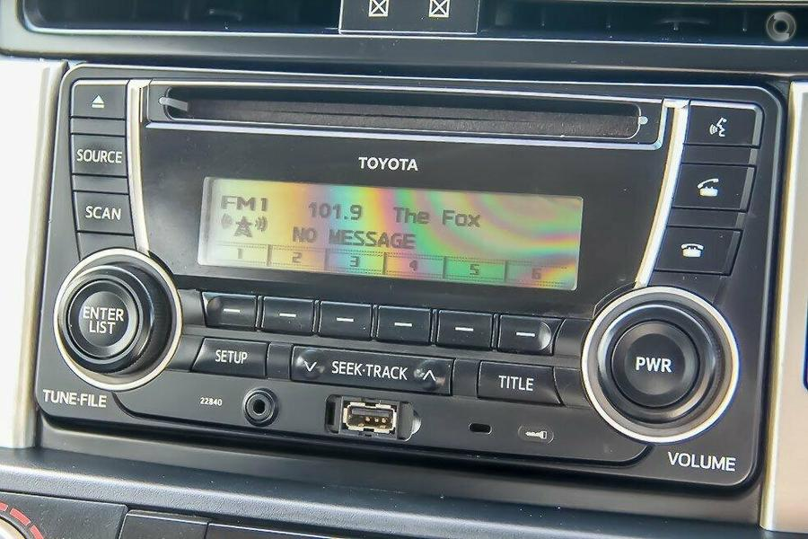 2011 Toyota Landcruiser Prado GX KDJ150R