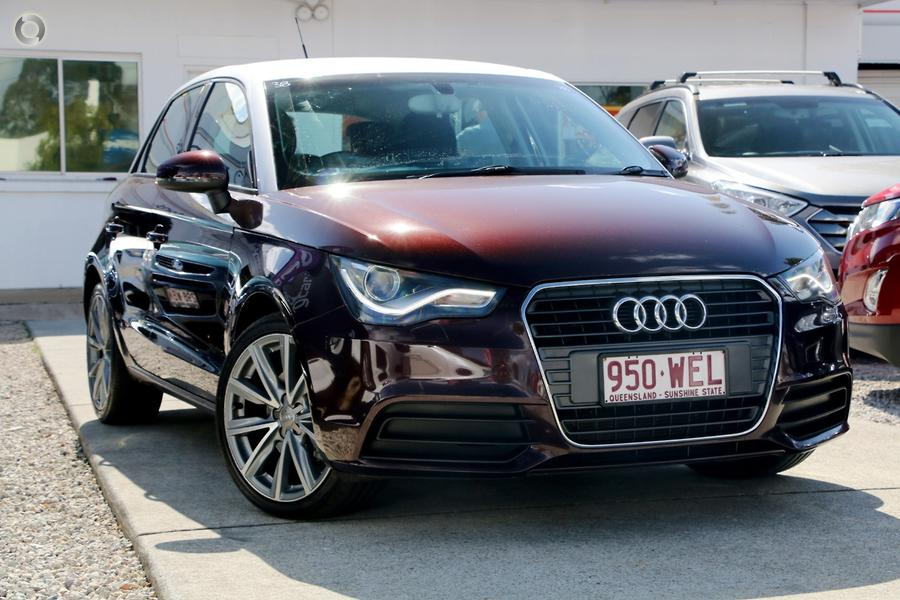 2012 Audi A1 Attraction 8X