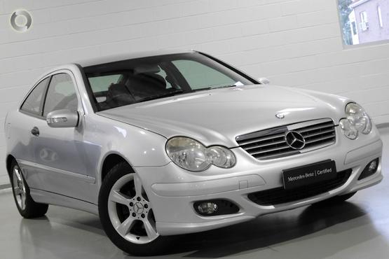 2004 Mercedes-Benz C 180 KOMPRESSOR