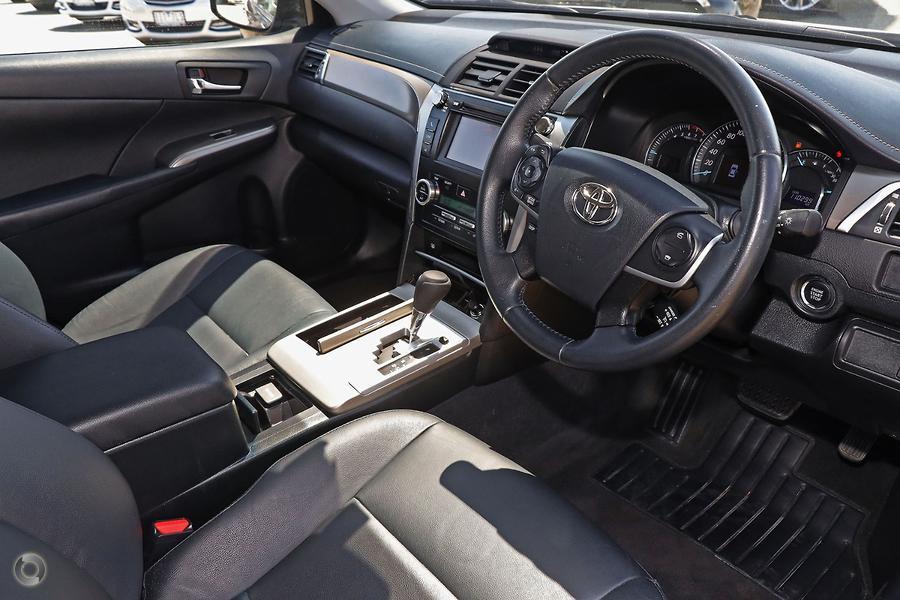 2013 Toyota Aurion Prodigy GSV50R