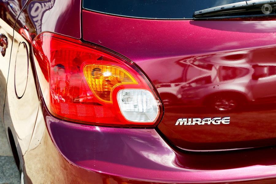 2016 Mitsubishi Mirage ES LA