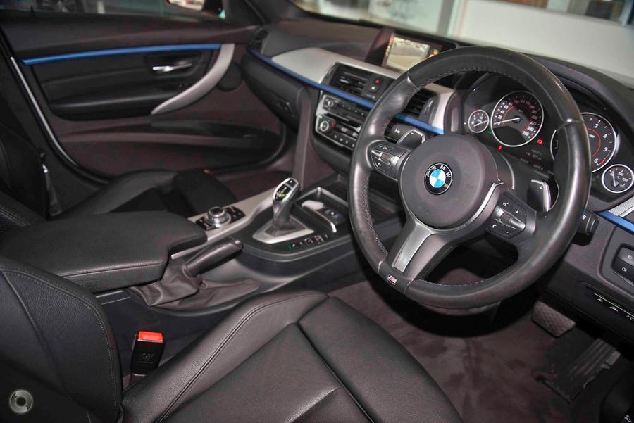 2016 BMW 320d M Sport