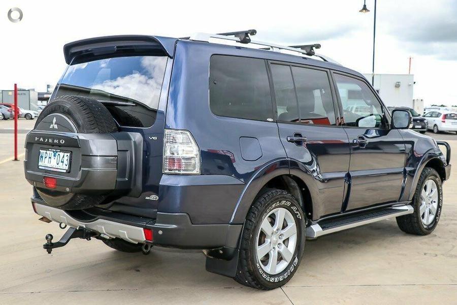 2008 Mitsubishi Pajero 25th Anniversary NS