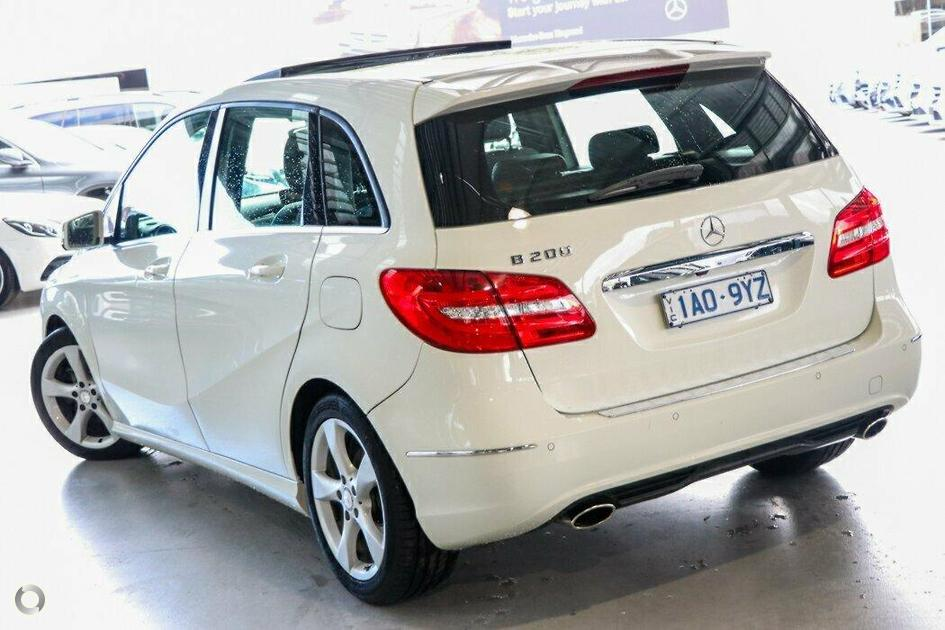 2014 Mercedes-Benz B 200 Hatch