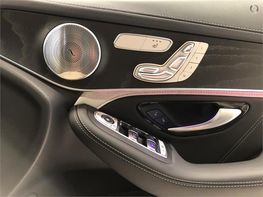 2020 Mercedes-AMG GLC 63 SUV