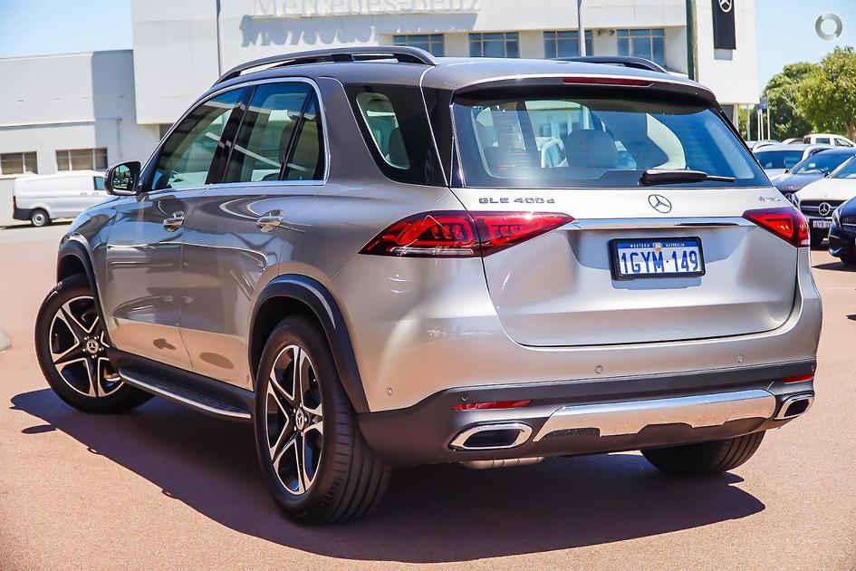 2019 Mercedes-Benz GLE 400 D Wagon