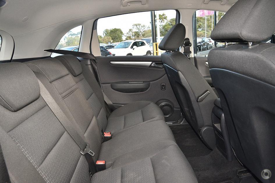 2011 Mercedes-Benz B 180 Hatch