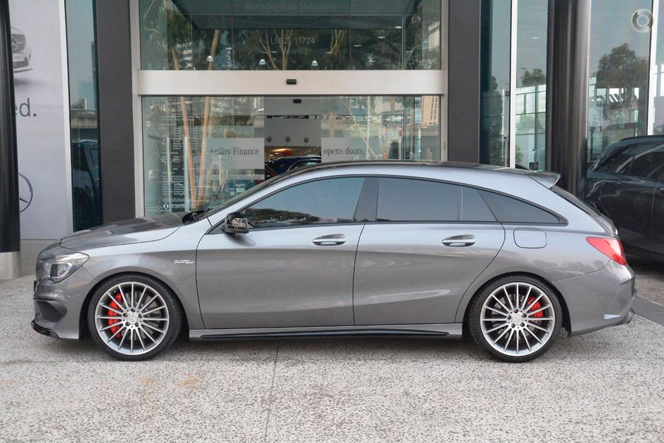 2015 Mercedes-Benz CLA 45 AMG Shooting Brake