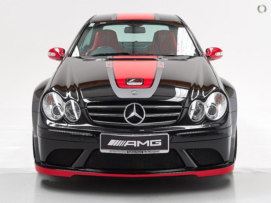 2008 Mercedes-Benz CLK 63 Coupe