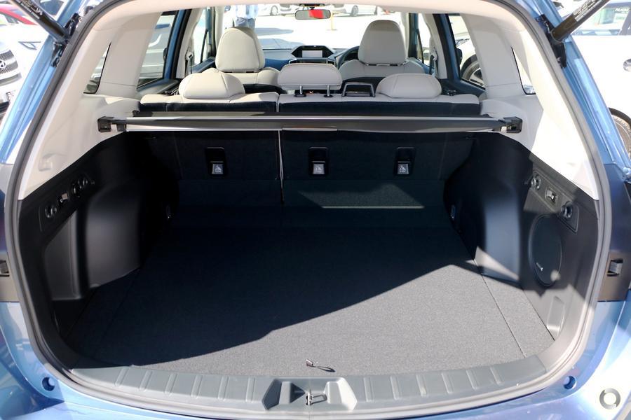 2019 Subaru Forester 2.5i-S S5