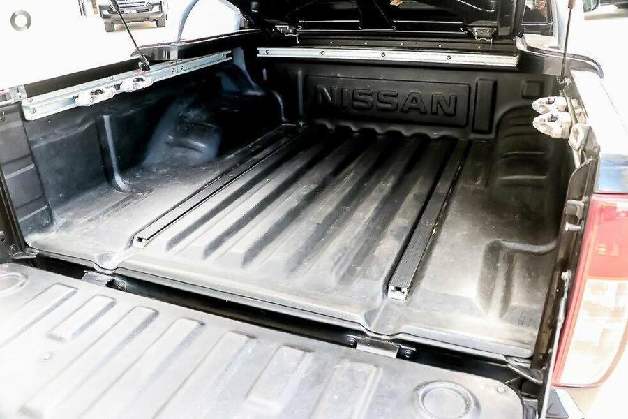 2012 Nissan Navara ST-X 550 D40 Series 5