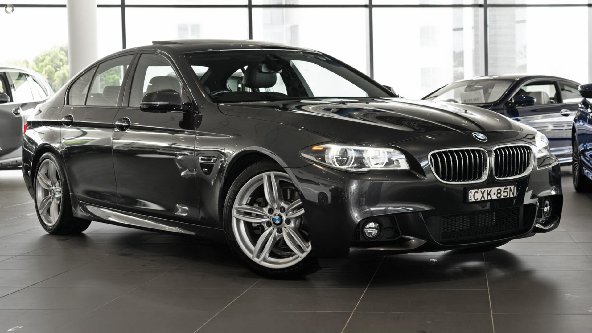 2014 BMW 528i Luxury Line