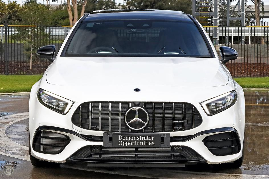 2020 Mercedes-Benz A 45 AMG S Hatch