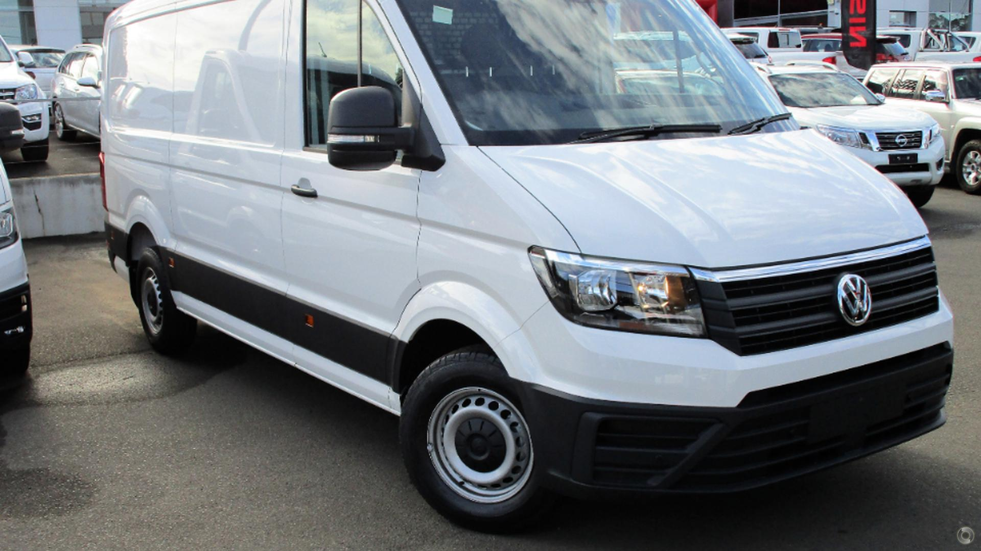 2018 Volkswagen Crafter SY1
