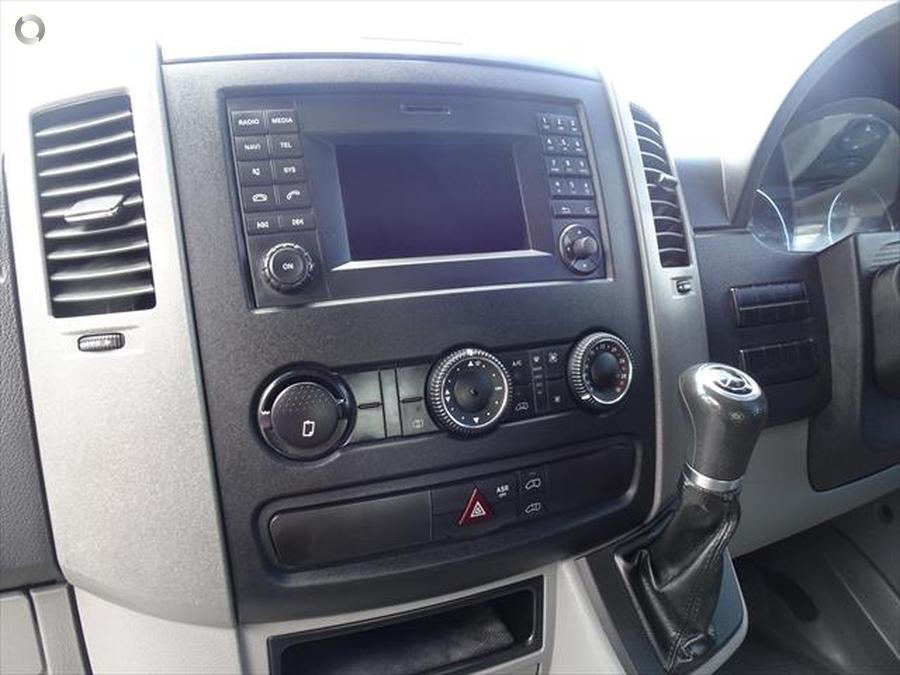 2014 Mercedes-Benz Sprinter 313CDI NCV3