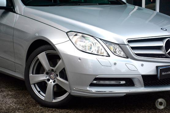 2011 Mercedes-Benz E 350