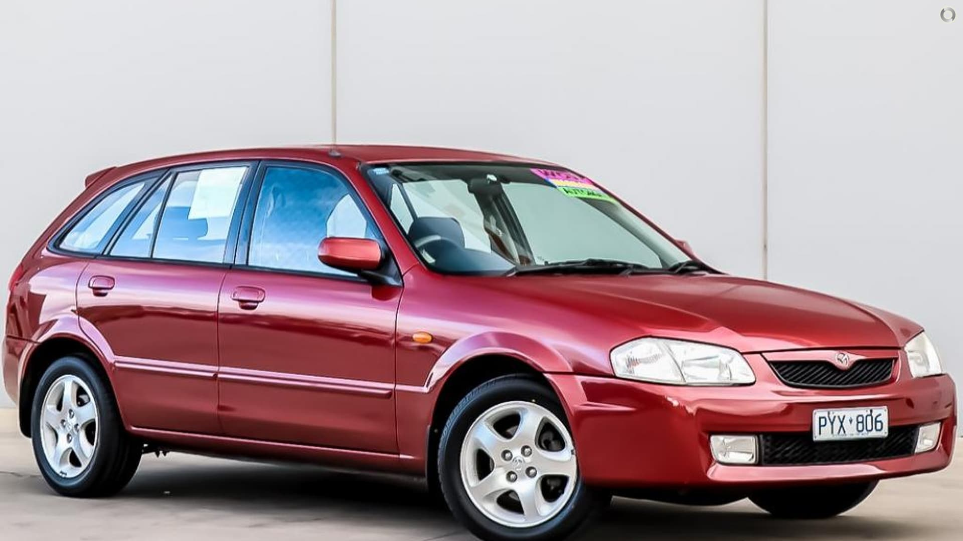 1999 Mazda 323 40th Anniversary Astina BJ