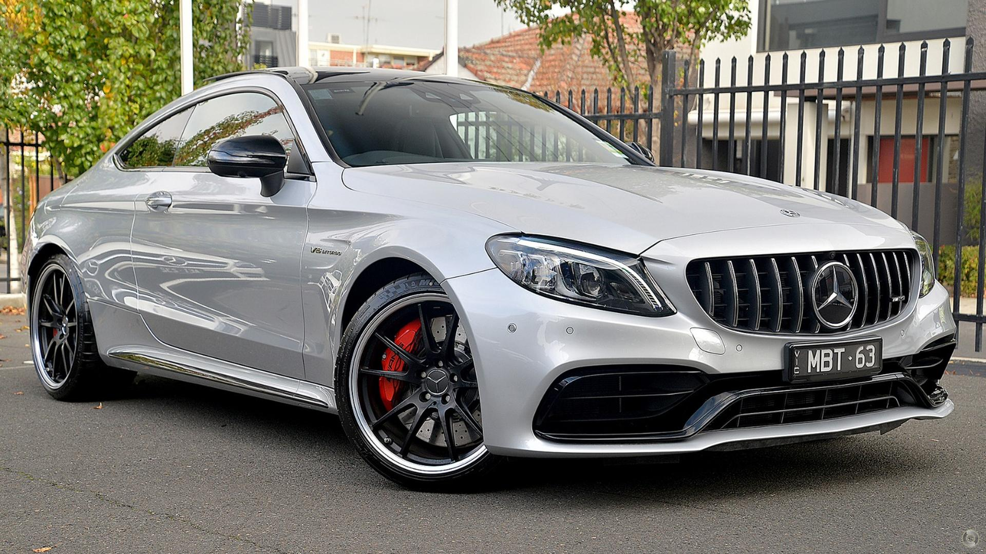 2019 Mercedes-Benz C 63 Coupe