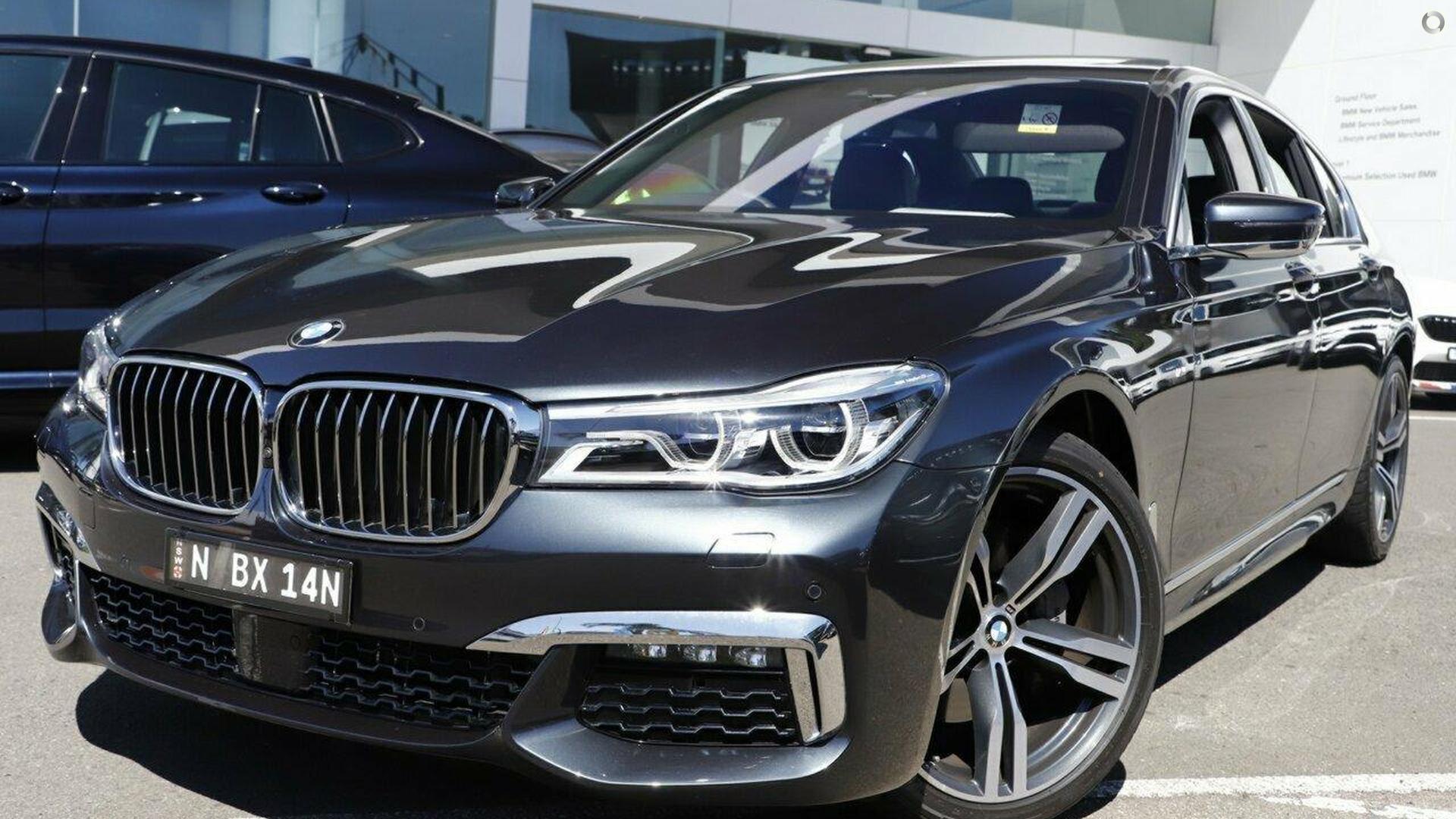 2017 BMW 740i