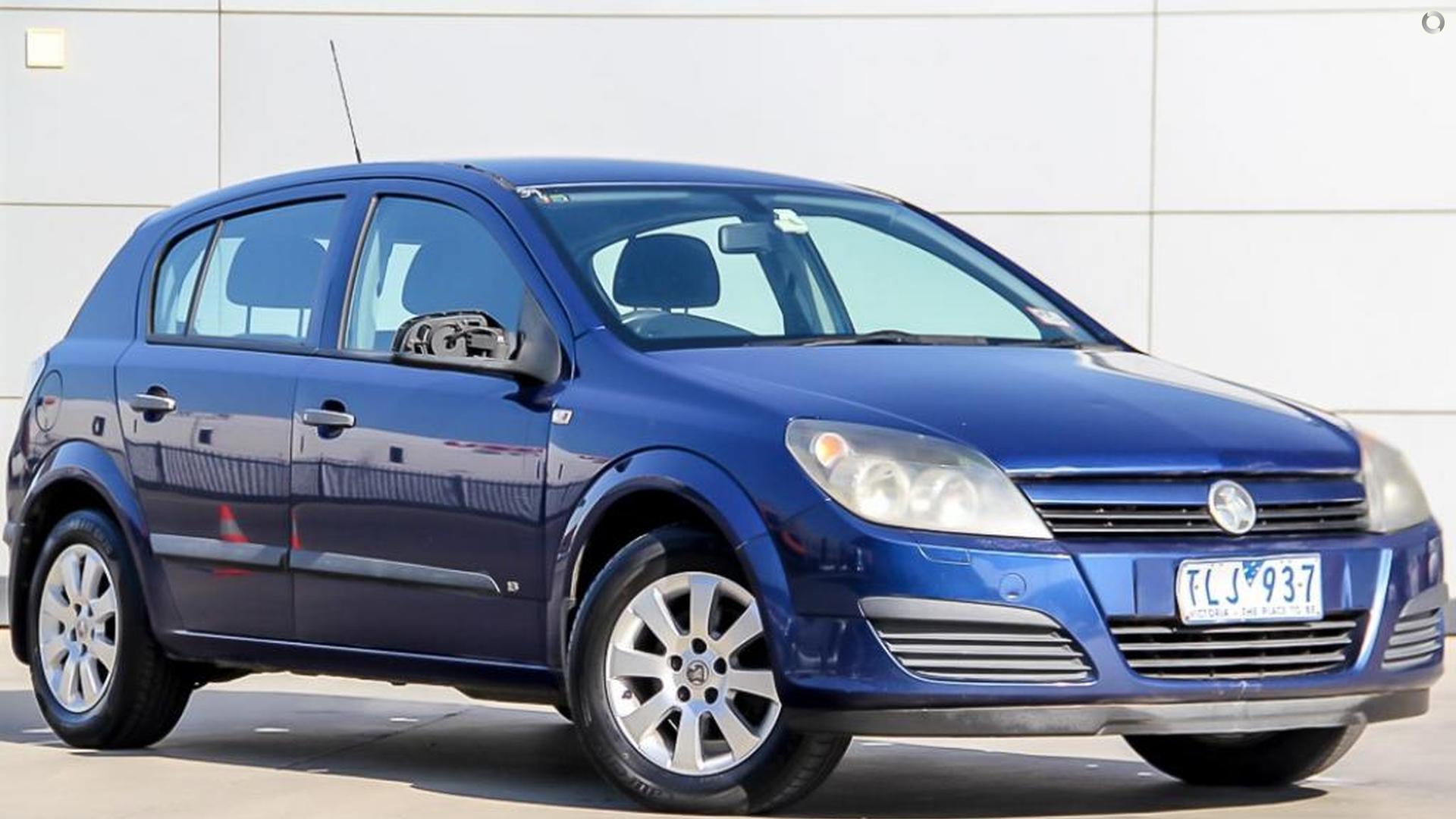 2005 Holden Astra AH