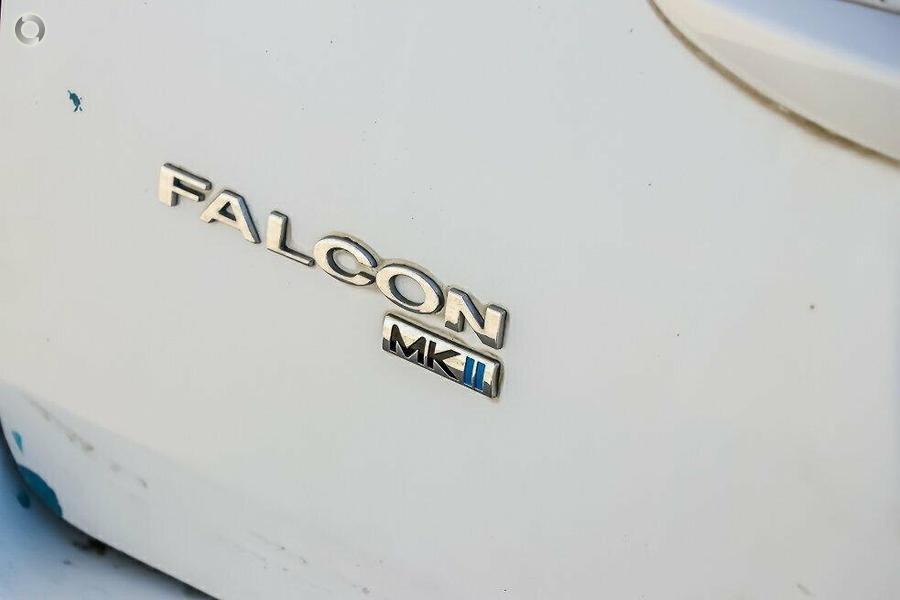 2004 Ford Falcon XT BA