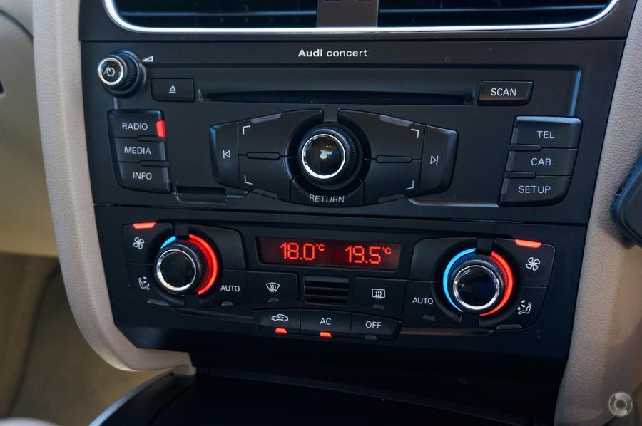 2011 Audi A4 B8 - Mandurah Skoda