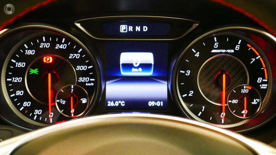 2019 Mercedes-AMG GLA 45 Wagon