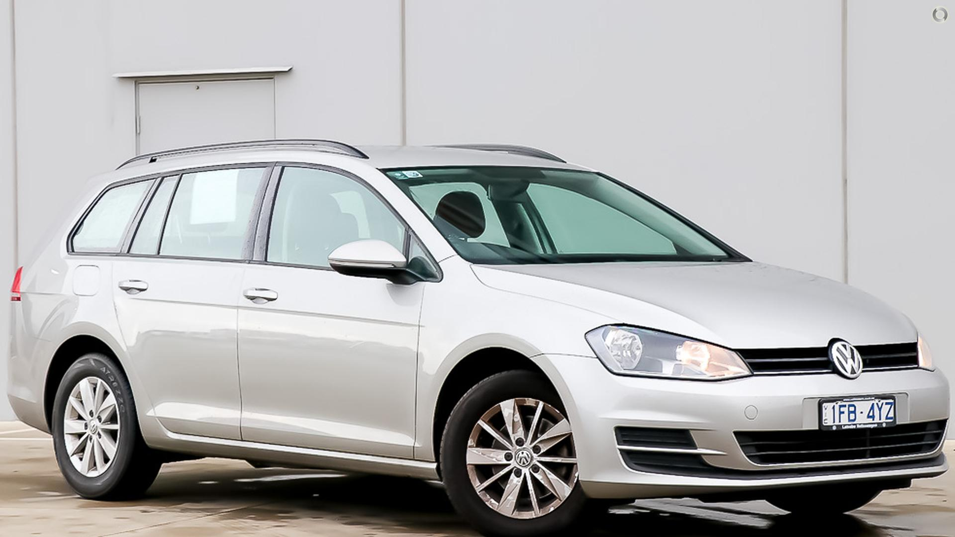 2015 Volkswagen Golf 7