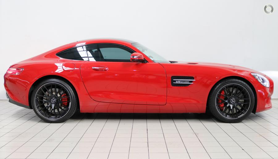 2015 Mercedes-AMG GT Coupe