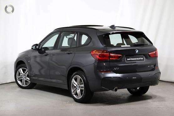 2019 BMW X 1 sDrive18d