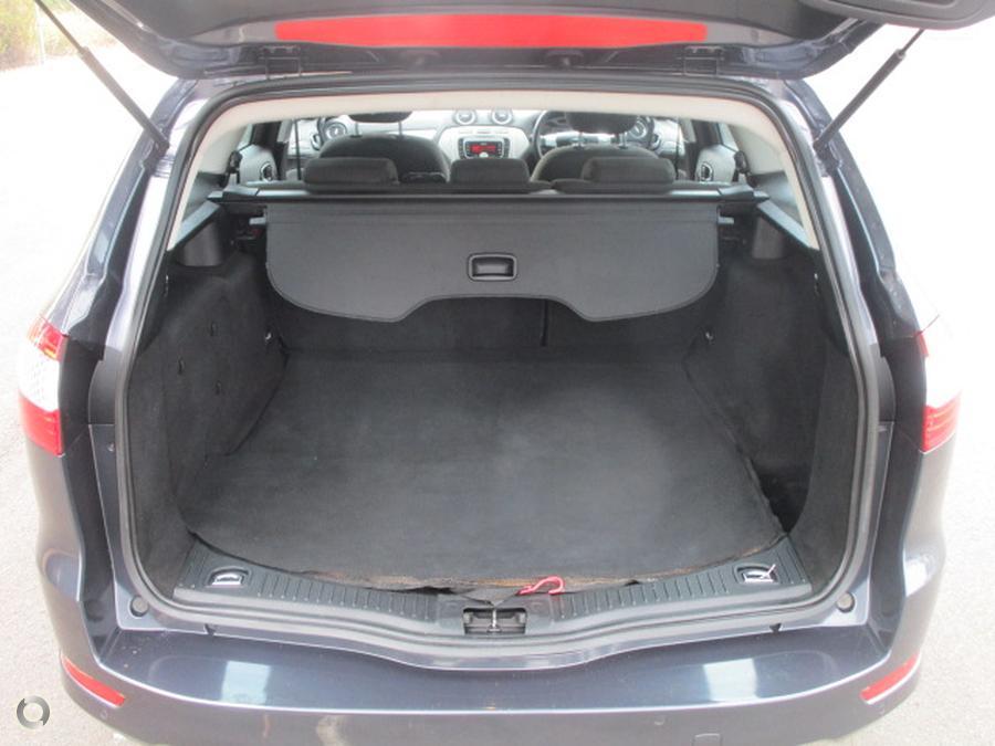 2009 Ford Mondeo Zetec MB